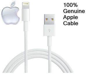 Genuine Apple USB Data Cable iPhone 5s 6s plus iPad Air mini IOS9