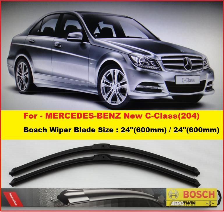 Genuine bosch wiper blade for mer end 1 14 2018 10 32 am for Mercedes benz c300 wiper blades