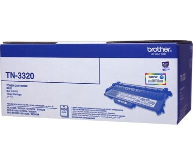 GENUINE BROTHER TN-3320 TONER 5440 5450 6180 8510 8910 TN3320