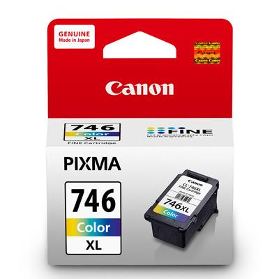Genuine Canon CL-746xl (Colour) Ink Cartridge 746 MG2570 MG2470