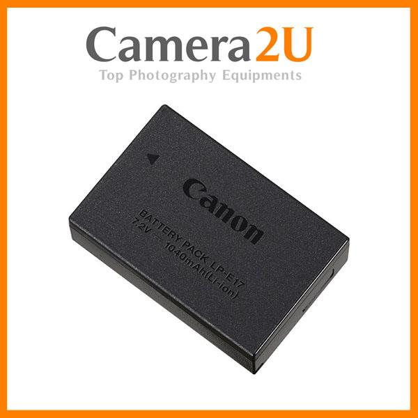 NEW Genuine Canon LP-E17 Battery for EOS 750D 760D LPE17 Battery