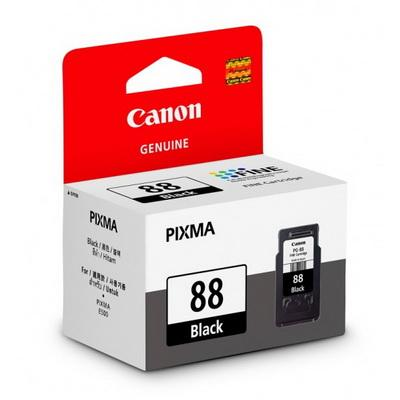 GENUINE CANON PG-88 BLACK INK CARTRIDGE FOR E500 E600**NEW**SEALED BOX