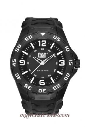 Genuine CAT Caterpillar Motion LB.111.21.132 Mens Watch Black