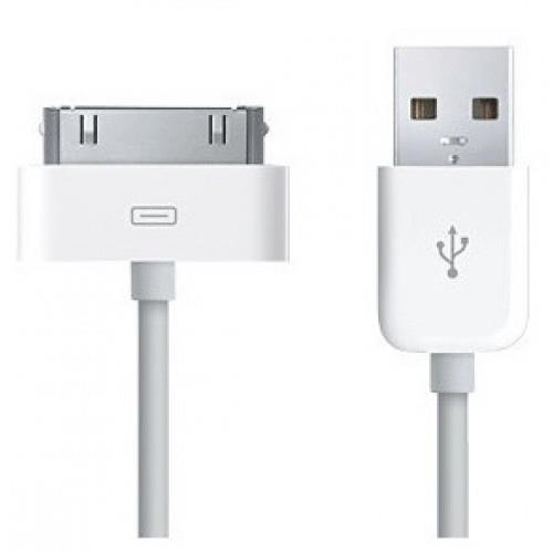 Genuine Certified Charging Cable Apple iPhone 3G 3GS 4 4S iPad 1 2 3