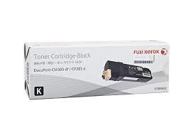 Genuine Fuji Xerox CP305 CM305df Black Toner (3K)	CT201632