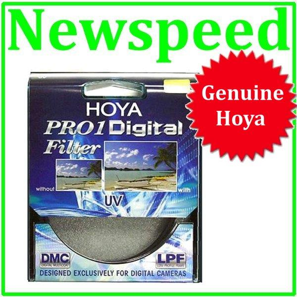 Genuine Hoya PRO1 Digital Camera Lens UV Filter Protector