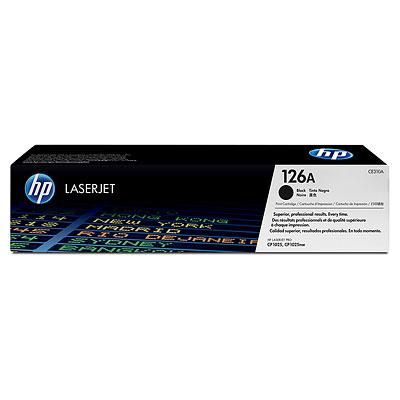 GENUINE HP 126A BLACK INK TONER (CE310A) **NEW**SEALED BOX