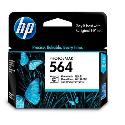 GENUINE HP 564 PHOTO BLACK INK CARTRIDGE (CB317WA) **NEW**SEALED BOX
