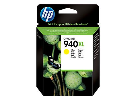 GENUINE HP 940XL YELLOW C4909AA INK 940 XL 8000 8500