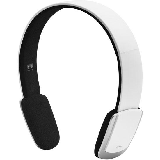 GENUINE JABRA HALO 2 BLUETOOTH WIRELESS HEADPHONES WHITE COLOR