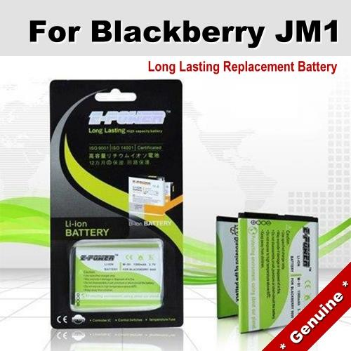 Genuine Long Lasting Battery Blackberry Torch 9850 9860 JM1 Battery
