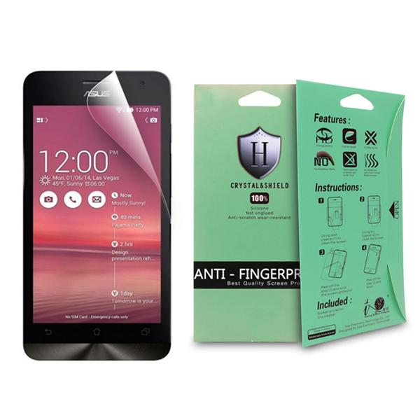 Genuine Matte Screen Protector For Asus Zenfone 4 Transparent
