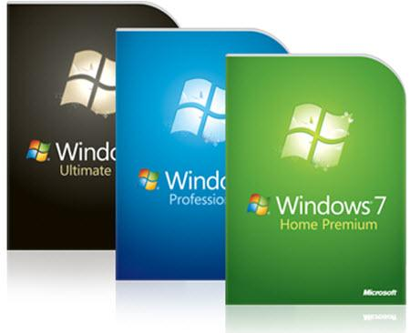 GENUINE MICROSOFT WINDOWS 7 HOME PREMIUM OEM 64-BIT OPERATING SYSTEM