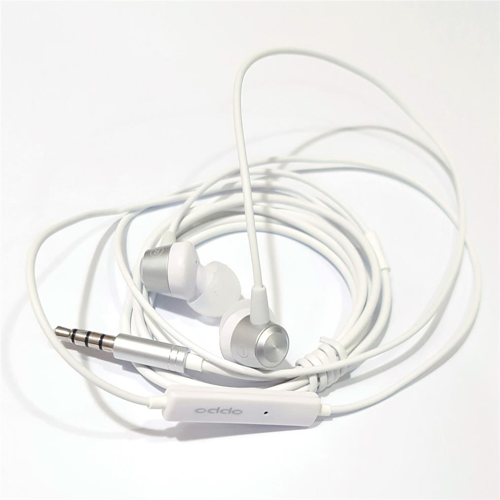 Genuine OPPO R7 R9 F1 F1s Earphone / MH124 Earphones Hand Free