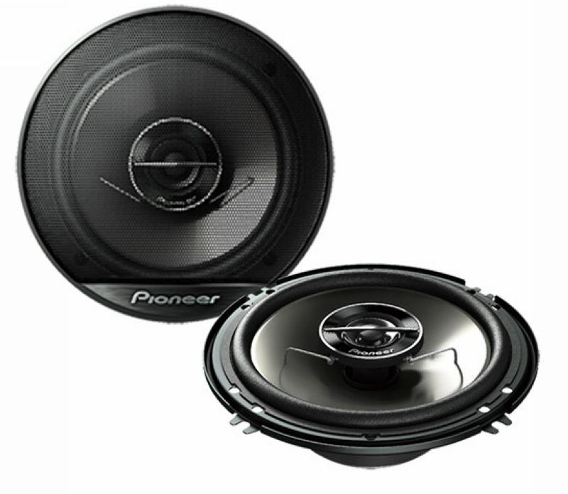 Genuine Pioneer TS-G1644R 6 inch 2-way Speakers