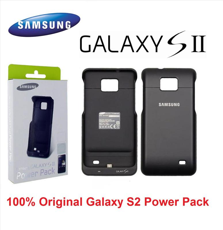 Genuine Samsung Galaxy S2 ii i9100 Backup Extended Battery power Pack ..