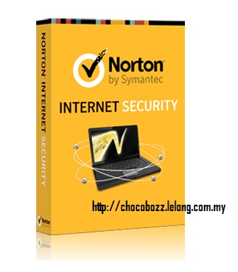 GENUINE SYMANTEC NORTON INTERNET SECURITY 2013 RETAIL (1 YEAR 1 PC)
