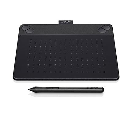 Genuine Wacom CTH-490 Intuos Comic Small Black(CTH490/K1-CX)