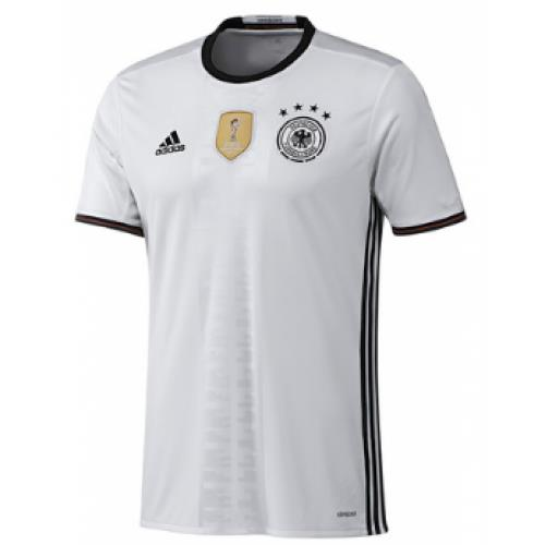 GERMANY HOME AUTHENTIC SHIRT 2016 WHITE (ORIGINAL) S,L,XL