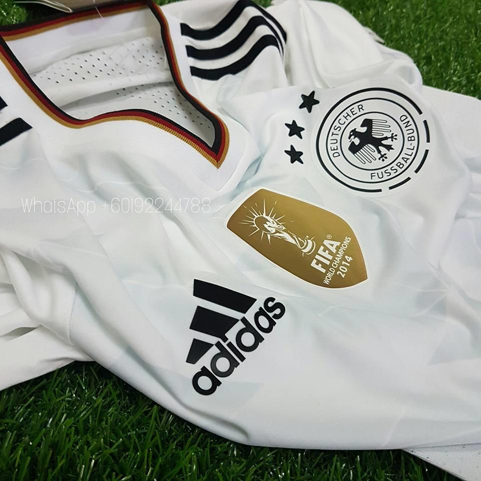GERMANY HOME JERSEY / JERSI OFICIAL NEW KIT