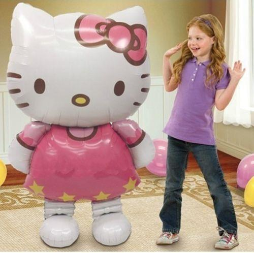Giant Jumbo Hello Kitty Balloon for Birthday/Party/Wedding/Decoration