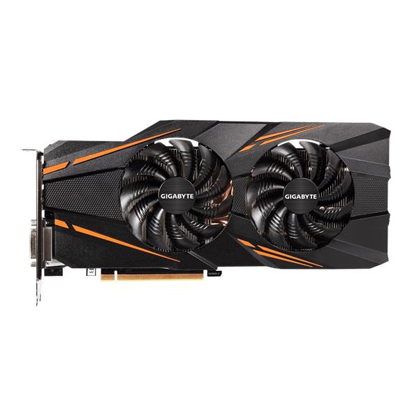 GIGABYTE GEFORCE GTX 1070 WINDFORCE OC 8GB (GV-N1070WF2OC-8GD)