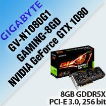 GIGABYTE GV-N1080G1 GAMING-8GD GRAPHIC CARD