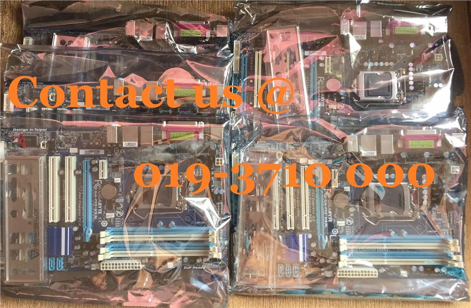 Gigabyte P55-US3L Motherboard For Socket LGA 1156