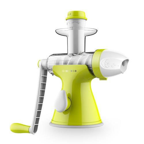 Slow Juicer Ice Cream : GIOCOSO 2 in 1 Menual Slow Juicer & (end 4/27/2018 12:15 AM)