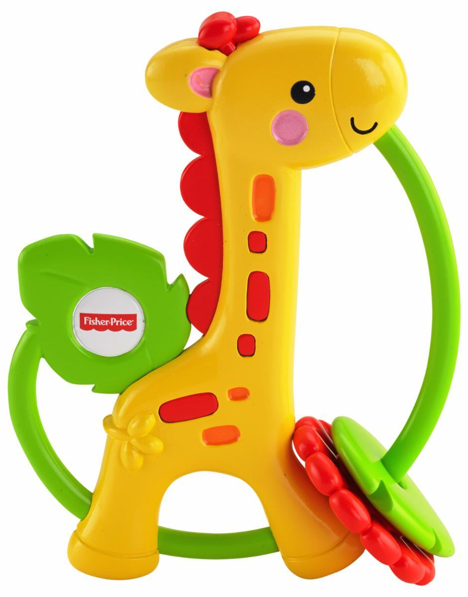 Giraffe Clacker (For Ages 3 Months +)