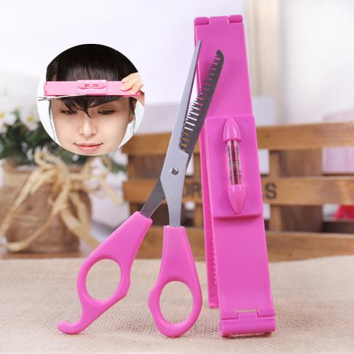 Girls' Favourite~Hair Bang Cut Helper Set