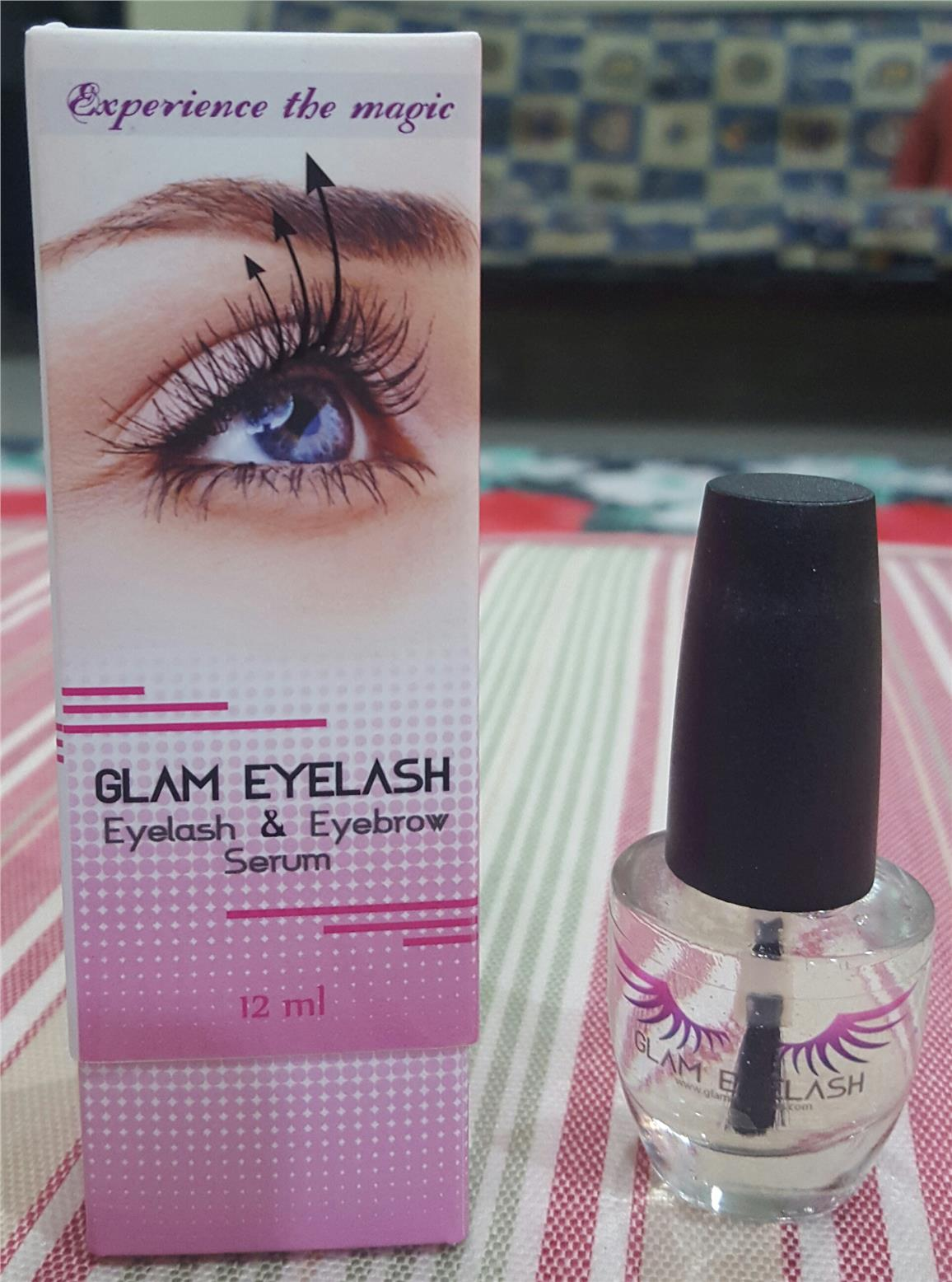 Glam EyeLash (Eyelash & Eyebrow Serum)