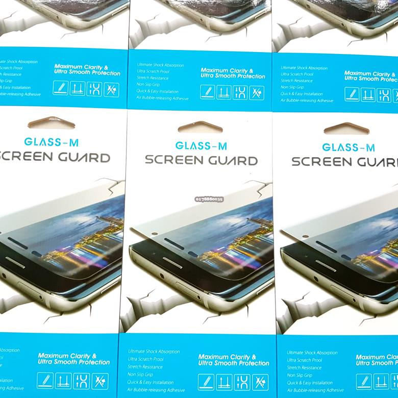 Glass-M Samsung Galaxy S7 Edge Full Screen Protector