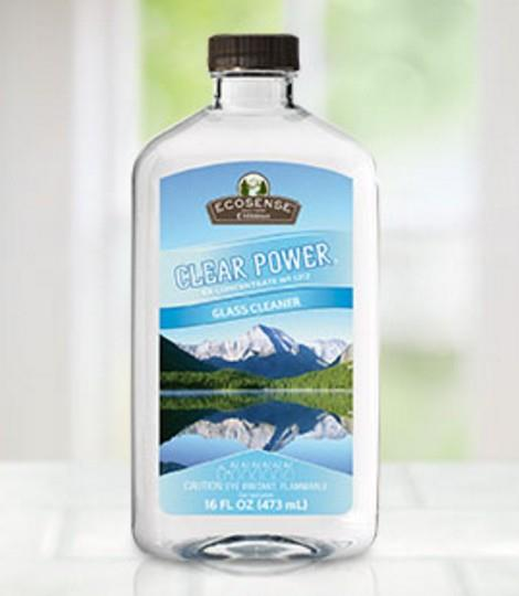 Glass Mirror Cleaner No Harsh Caustic Toxic Harmful Chemical