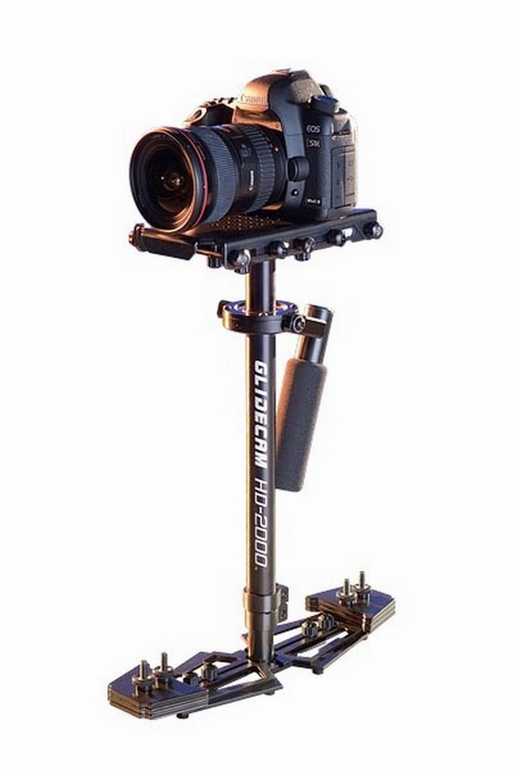 GlideCam HD2000 STABILIZER: CAMERA VIDEO CAMCORDER- Ready Stock!