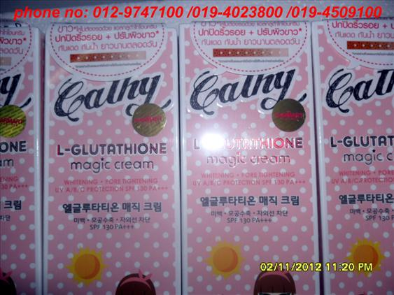GLUTA MAGIC CREAM UV A/B/C SPF 130 PA+++