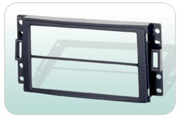 GM HUMMER H3 05-08 Double/ Single Din Player Casing Panel [BN-25K382]