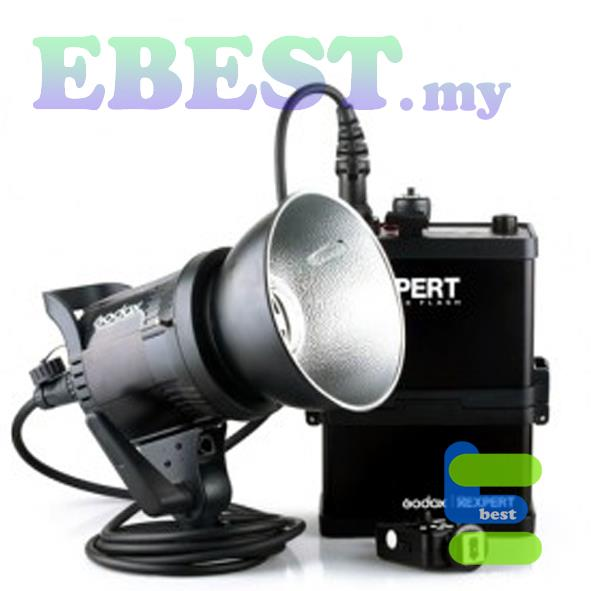 Godox XExpert RS-600P 600Ws Portable Outdoor Studio Strobe Lighting Ki
