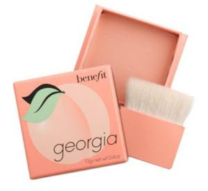 GOERGIA PEACHY PRESSED POWDER