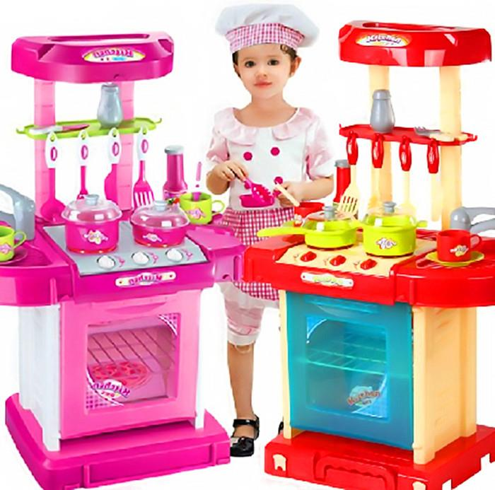 Good educational children kit end 4 16 2018 6 15 pm myt for Kids kitchen set sale