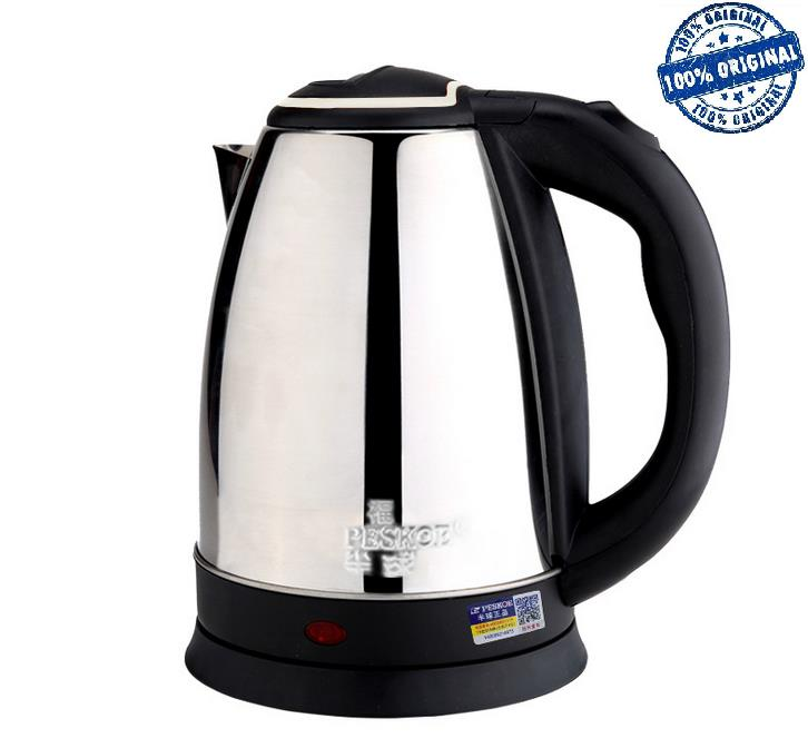GOOD QUALITY Mastar Stainless Steel Kettle 1.5Litres - PESKOE