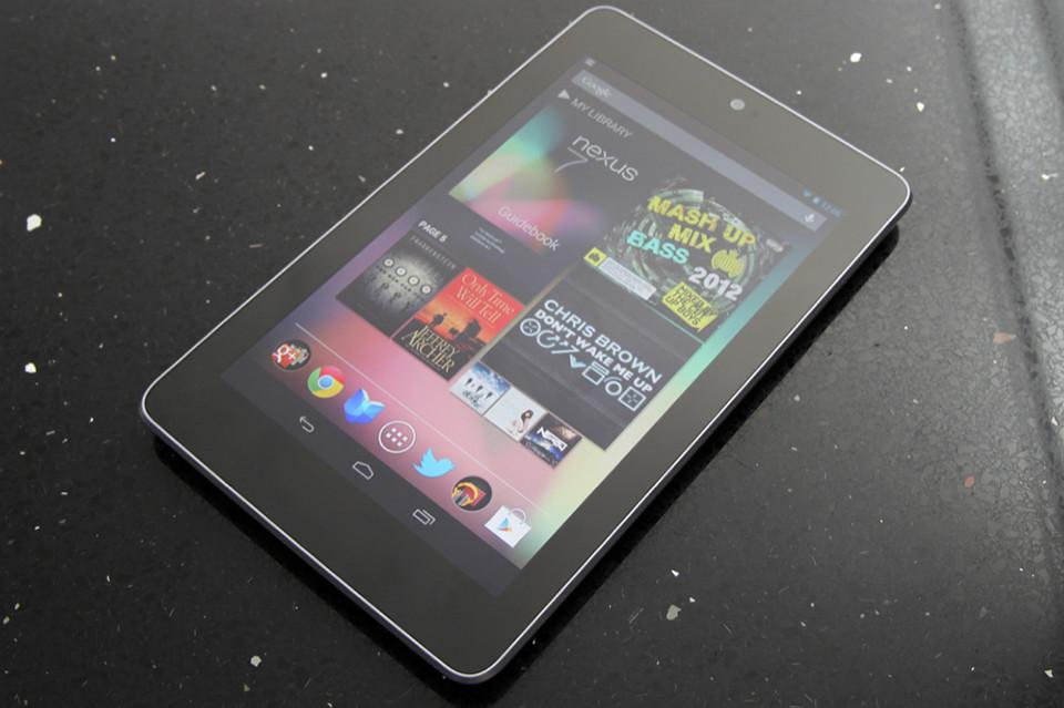 Google Nexus 7 8gb/16gb Latest Quad-core 1.3 GHz Cortex-A9-Jelly Bean 4.1