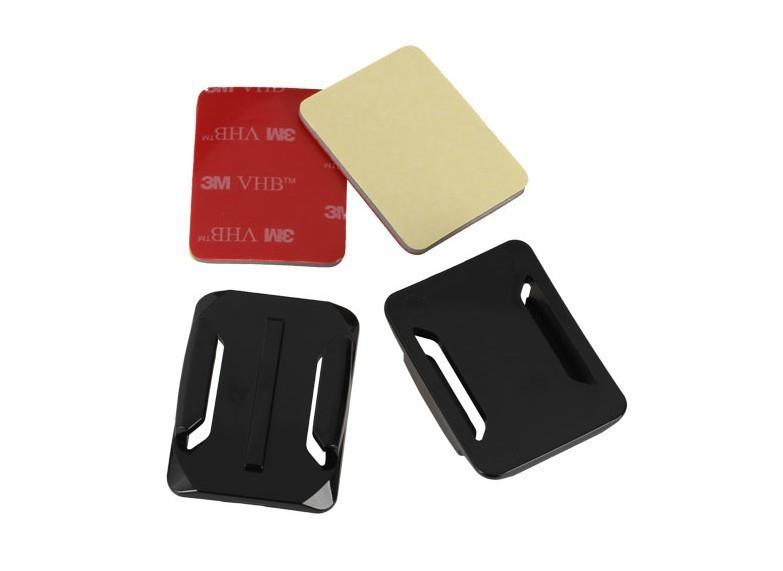 GoPro Curve Deck With 3M Adhesive Pads for Action CAM GoPro SJCAM