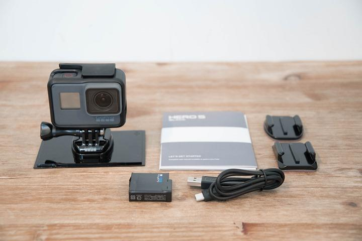 GoPro HERO5 Black Camera (Original GoPro 1 Year Warranty)