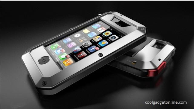 Gorilla Glass Lunatik taktik extreme Case for iPhone 5 Shockproof case