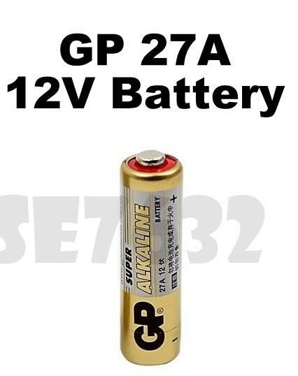 GP 27A BATTERY (original)