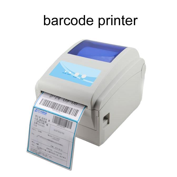 GP1124D Barcode Sticker Label Thermal Printer for 104mm Label Sticker