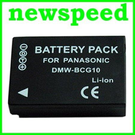 Grade A DMW-BCG10 Battery for Panasonic ZX3 TZ6 TZ7 TZ8 TZ10 TZ18