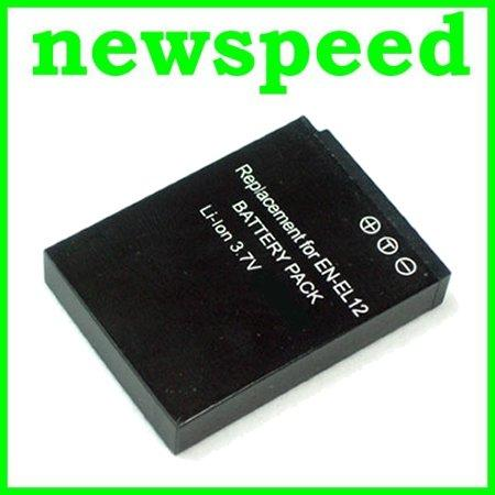 Grade A EN-EL12 Battery for Nikon P300 P310 P330 P340 S31 S70 ENEL12