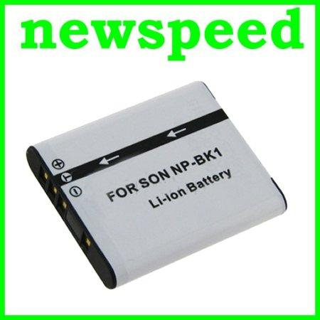 Grade A NP-BK1 Rechargeable Li-Ion Battery for Sony S750 S780 NPBK1